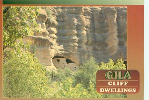 Buy Postcard Gila Cliff dwellings Silver City Puebla Mogollon New Mexico