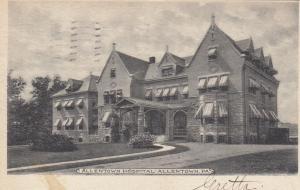 ALLENTOWN , Pennsylvania , PU-1907; Allentown Hospital