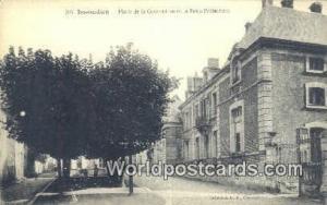 Issoudun, France, Carte, Postcard Place de la Convention et la Sous Prefectue...
