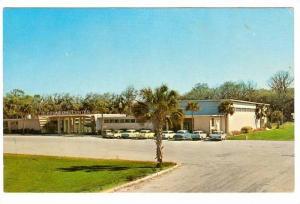 Exterior,  Recreation Center,  Fernandina Beach,  Florida,  40-60s