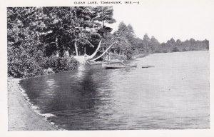 Wisconsin Tomahawk Scene At Clear Lake