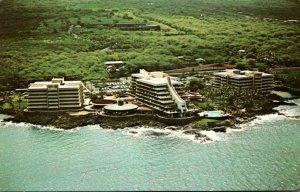 Hawaii Kona Coast The Kona Hilton 1972