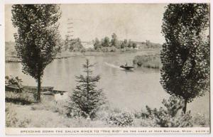 Galien River, New Buffalo Mich