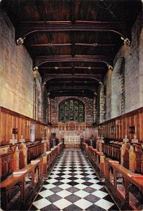 B96874 the tunstal chapel durham castle  uk