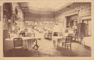 OSTENDE, Interieur du Kursaal-Restaurant, West Flanders, Belgium, PU-1908