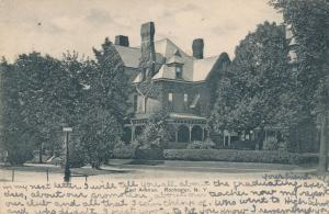 Mansion on East Avenue, Rochester, New York - pm 1909 - DB