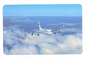 AEROFLOT Airlines Calender card , 1996