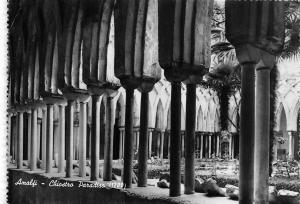 Italy Amalfi - Chiostro Paradiso 1953