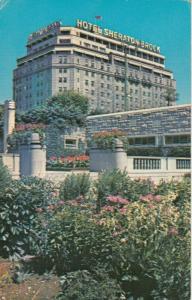 NIAGARA FALLS, Ontario, Canada, 40-60s; Hotel Sheraton - Brock