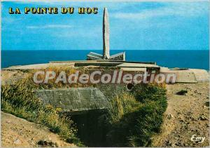 Postcard Modern Criqueville en Bessin (Calvados) Pointe du Hoc