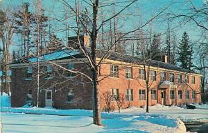 Halliwell Hall Cranwell School for Boys Lenox Massachusetts