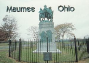 Ohio Maumee Fallen Timbers Memorial & Monument