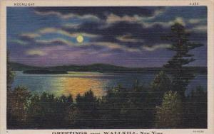 Greetings From Wallkill New York 1945
