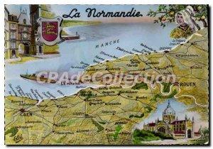 Postcard Modern Sleeve Normandy
