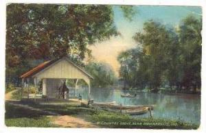 Country Grove, near Indianapolis, Indiana, PU-1913