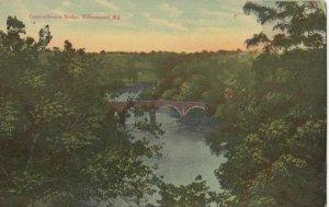 WILLIAMSPORT , Maryland , 1900-10s ; Conococheague Bridge