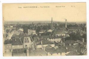 Saint-Dizier ,Haute-Marne department i, France., 00-10s Panorama