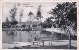 Belgian Congo Stanleyville La bassin de natation