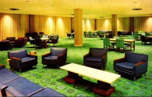 Mississippi State College Main Lounge Student Union Mississippi State College