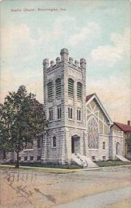 Illinois Bloomington Baptist Church 1911