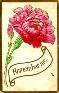 Greeting - Remember Me