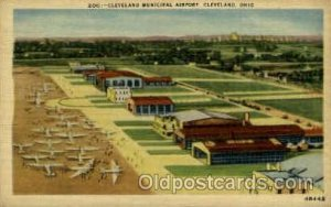 Cleveland Municipal Airport, Cleveland, OH USA Airport Unused