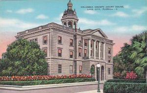Florida Lake City Columbia County Court House