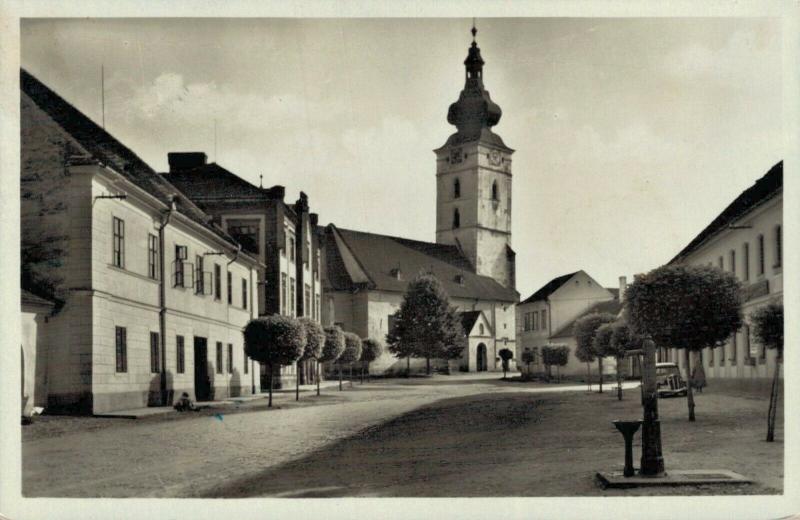 Czech Republic Netolice Staré Město 02.23