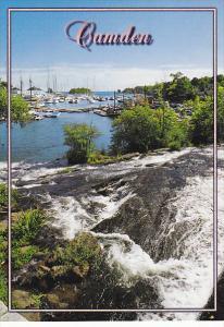 Maine Camden Scenic View