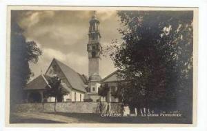 RP  Cavalese, Italy, La Chiesa Parrocchiale, 00-10s