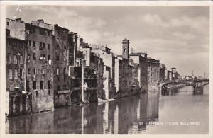 RP, Case Sull'Arno, Firenze (Tuscany), Italy, 1920-1940s