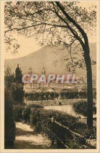 Old Postcard Grenoble Isere The Church of the Sacred Heart for the Jardin des...