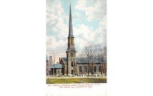1877 Reform Protestant Dutch Church Kingston, New York