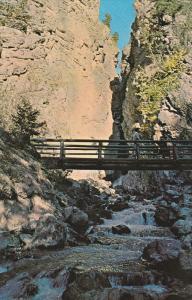 Sinclair Canyon, Radium, British Columbia, Canada, 40´s-60´s