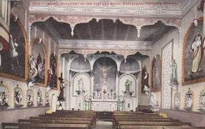 Oregon Portland Chapel Monastery Of The Precious Blood