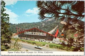 Squaw Valley Blyth Olympic Ice Arena, Olympic Valley, Placer County California