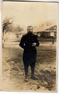 RPPC, ? Soldier 1915 Ulm Wurtemberg - Olllemorgne