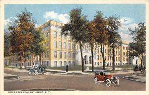 New York  Utica Utica Free Academy