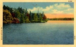 IA - Guthrie Center. Lake Scene
