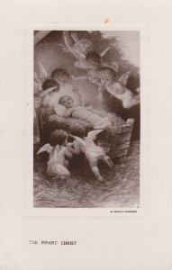 1920-1930's; The Infant Christ, TUCK Series 5332