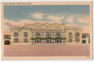 Union Station, Worcester MA