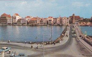 CURACAO, Netherlands Antillles, PU-1968; Pontoon Bridge