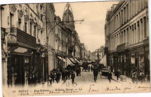 CPA DOUAI - Rue Bellain (137276)