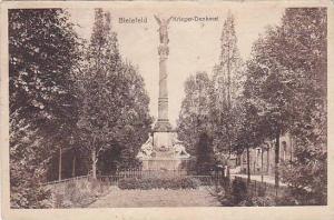 Krieger-Denkmal, Bielefel (North Rhine Westphalia), Germany, 1910-1920s