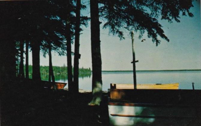 Canada Candle Lake Fisherman's Paradise In Northern Saskatchewan