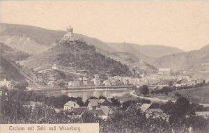Germany Cochem mit Sehl und Winneburg