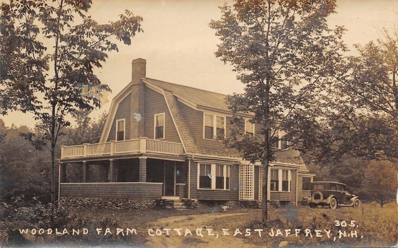 East Jaffrey NH~Woodland Farm Cottage~Annex of Our Farm House~Car