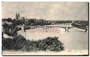 Old Postcard Basel