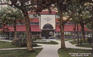 Methodist Tabernacle Oak Bluffs Massachusetts