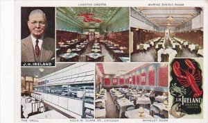 Illinois Chicago J H Ireland Oyster House Multi View